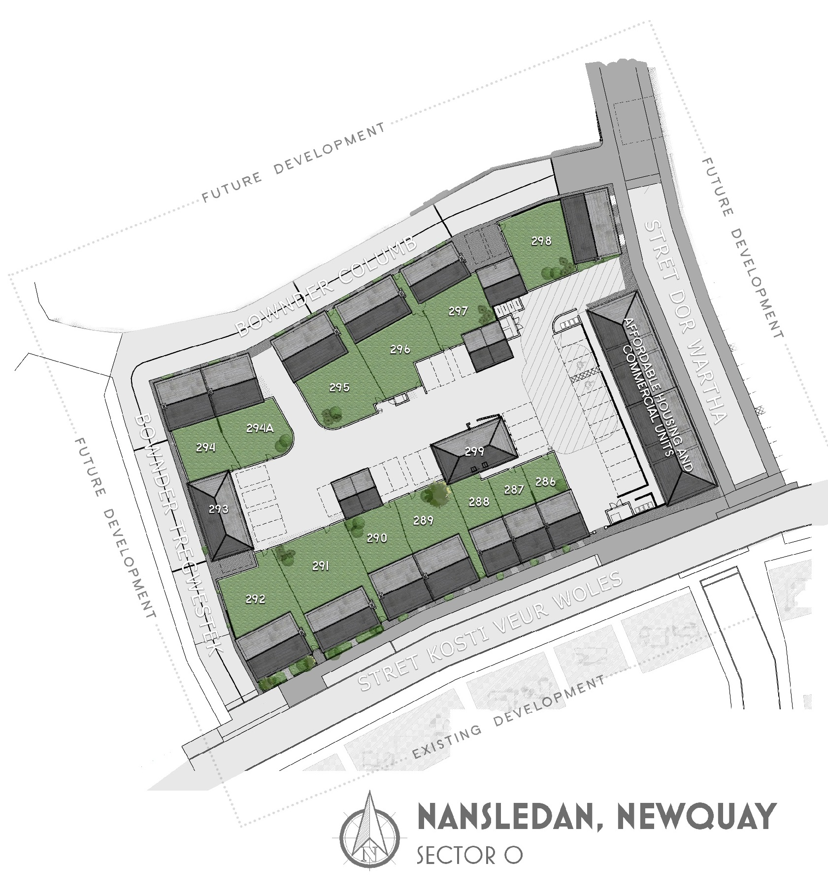 Sector O site plan2
